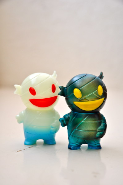 GID Pocket Mummy Boy & Flynn HP Pocket