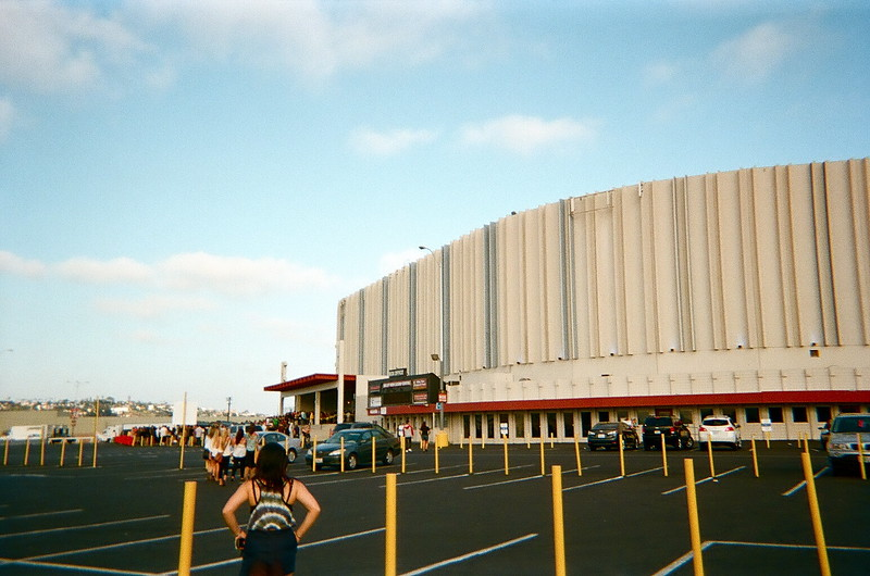 Sports Arena ( now Valley View Center)