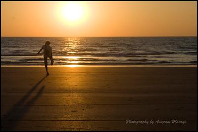 Silhouette Raghav