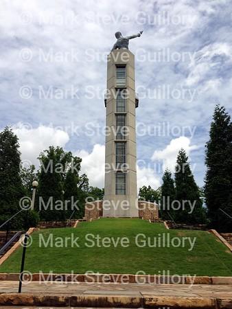 Vulcan Park, Birmingham, Alabama 062714 044