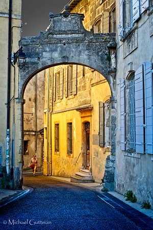 The Streets of Arles
