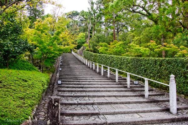 Gentle Stairway
