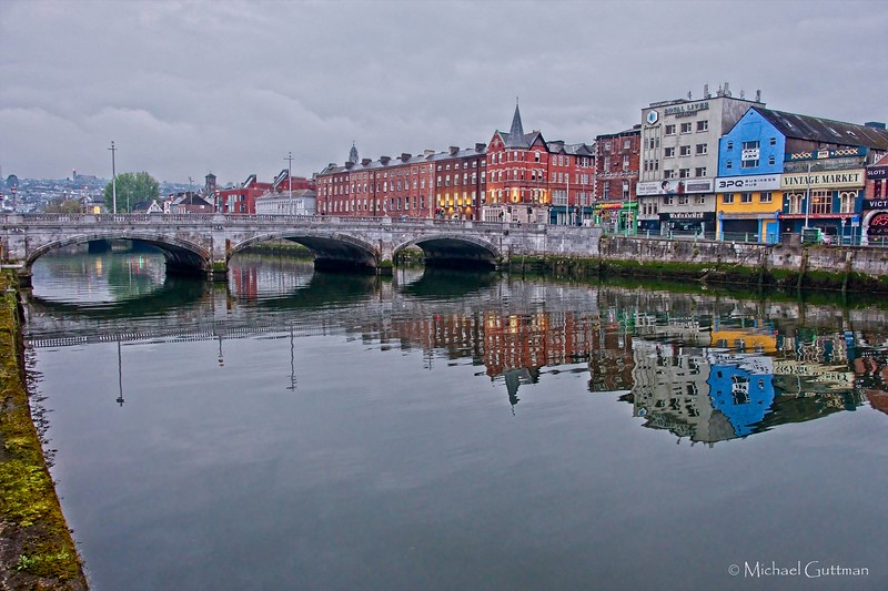 A Gray Evening in Cork