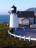 Montara Point Lighthouse <br /> Classic view of the lighthouse at Montara, CA
