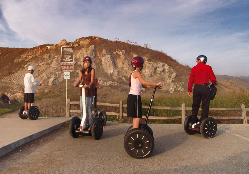 Segway in Pacifica <br /> I had read on the online version of the Pacifica Tribune that this business had opened in the Rockaway Beach area. Quote: