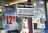 Running on Empty in Wine Country <br /> While on a photo trip to Healdsburg for autumn colors we stopped for a soda refill. I was kind of struck with the myriad of signs. This is a composite of three images. I love running on empty? and keep moving!
