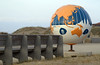 Cool Globes at Crissy Field, San Francisco, CA