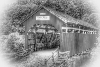 Covered Bridge, Pennsylvania
