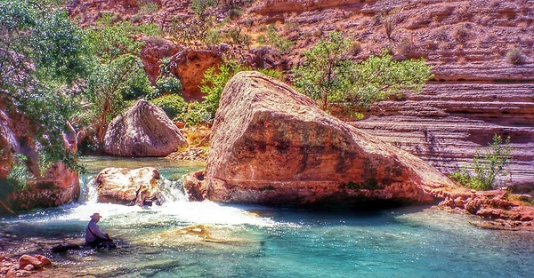Havasu Creek, Grand Canyon Arizona