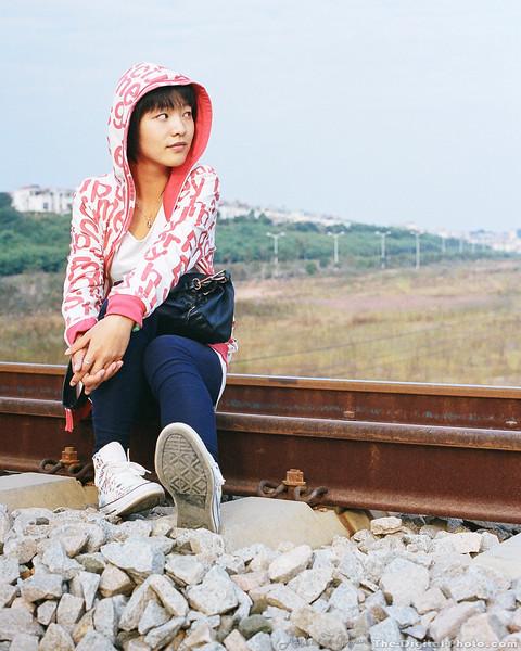 The railway track (2013-10-28_30870019)