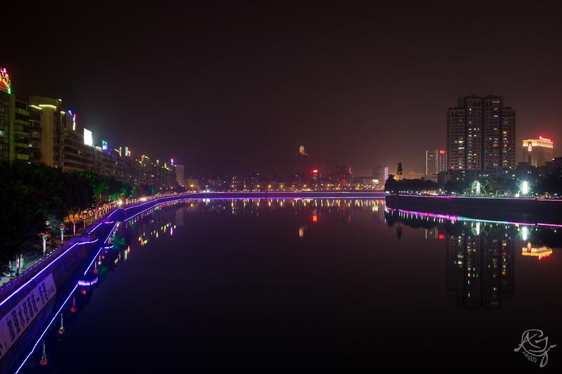Shaoguan Night Scene (2014-02-27_8248)