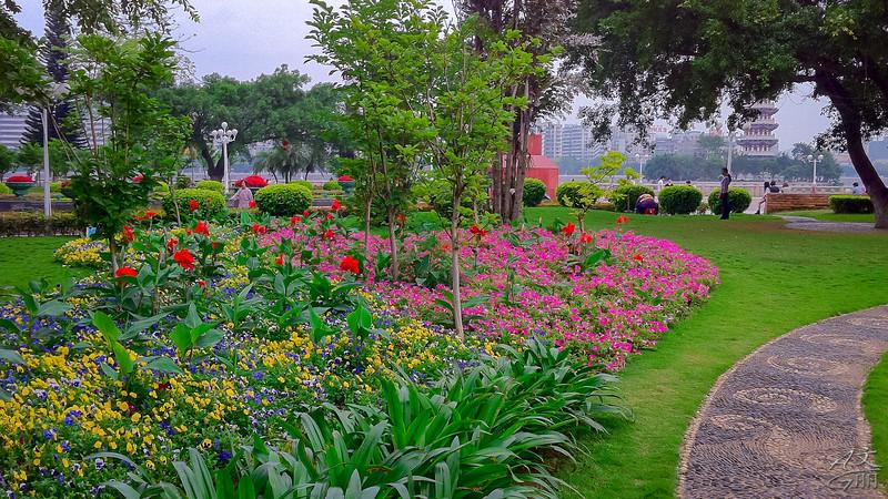 Flower park near river (2013-05-06_2329)