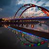 Bridge in rainbow colors at ISO 16,000 (2013-05-27_1593)