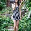 Jasmine - Steps - Full Body Portrait