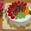 Chinese Wedding 5th Anniversary Cake (2013-09-09_2680)