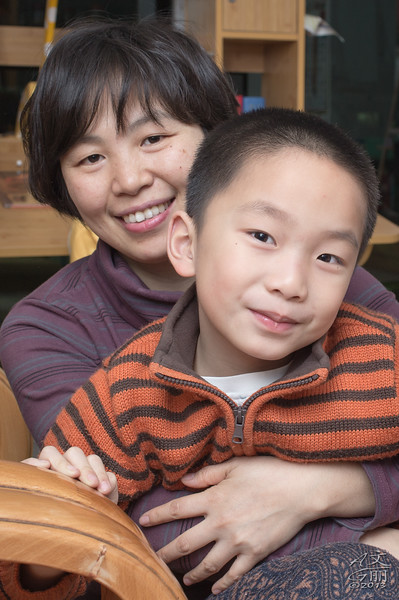 Mother & Son Portrait (2013-04-07_0548)