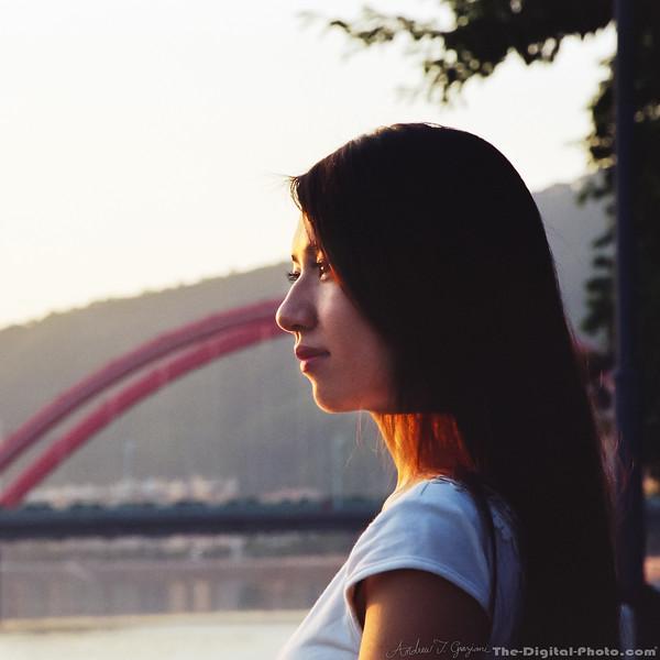 Sunlight by the Bridge Portrait (2013-07-29F_030)
