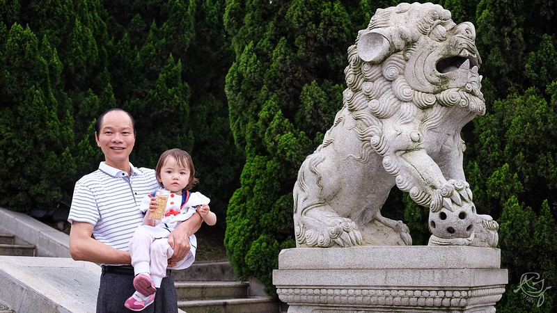 Baby and Lion (2014-04-16_F2009)