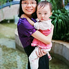 Cute Mother & Baby Daughter Film Portrait (2013-09-09_0010)