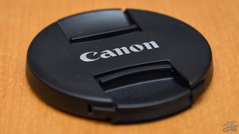 New Canon Lens Caps