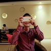 Brother in Law snapping a photo (2014-04-14_F1689)