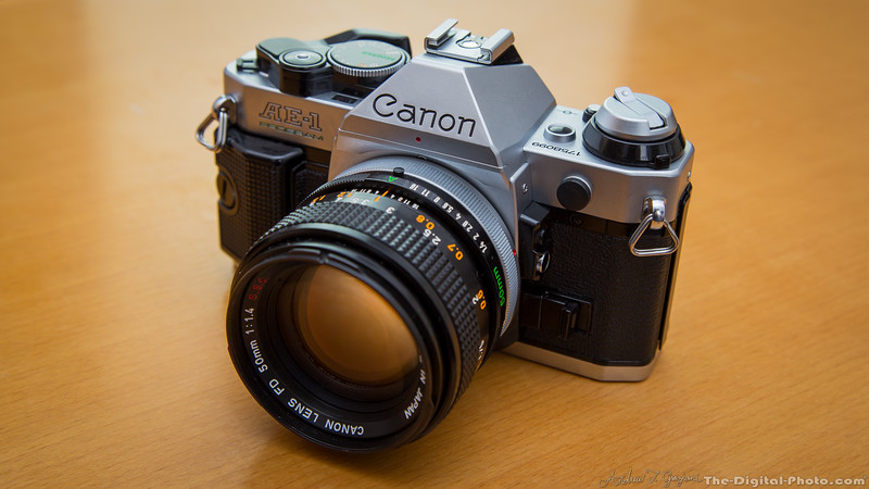 Canon AE-1 Program with FD 50mm f/1.4 (2013-10-21_3202)
