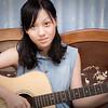 June playing Guitar (2013-07-24_2204)