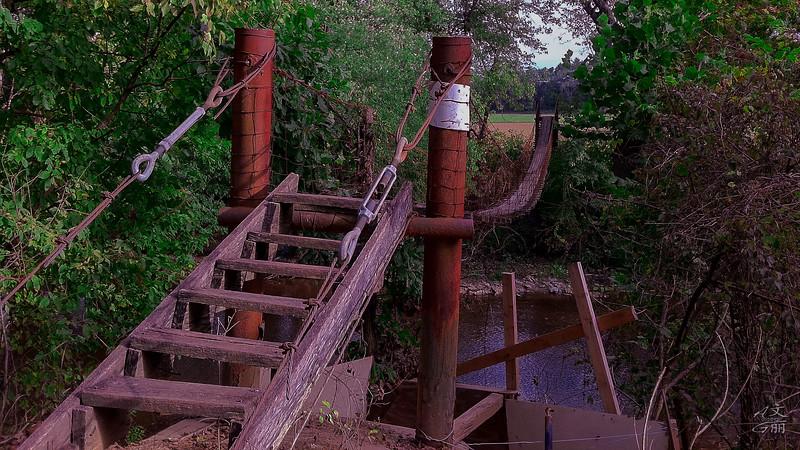 Lonely Old Bridge