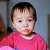 Baby Sunlit Film Portrait (2013-10-28_30980010)