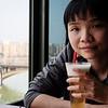 Wife's Beer Portrait (2014-03-26_F0796)