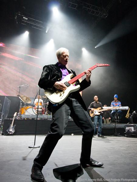 Wayne Osmond Rockin in Belfast