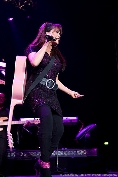 Marie Osmond in Belfast