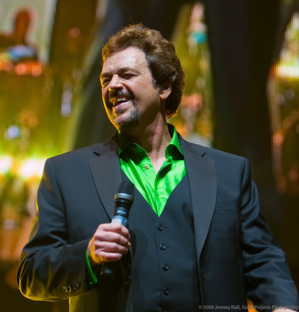 Jay Osmond in Belfast