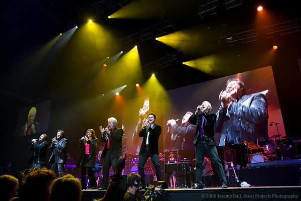 The Osmonds in Belfast