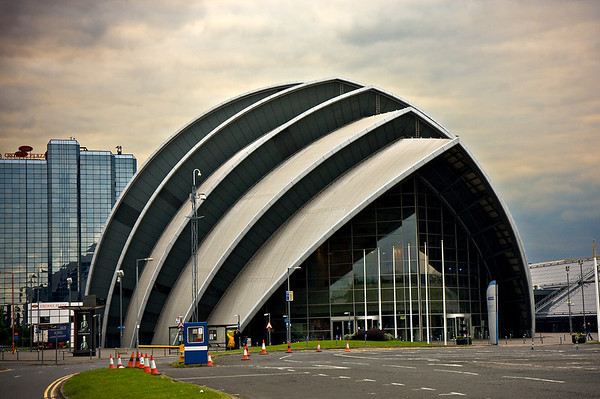 SECC (The Armadillo) Auditorium Glasgow