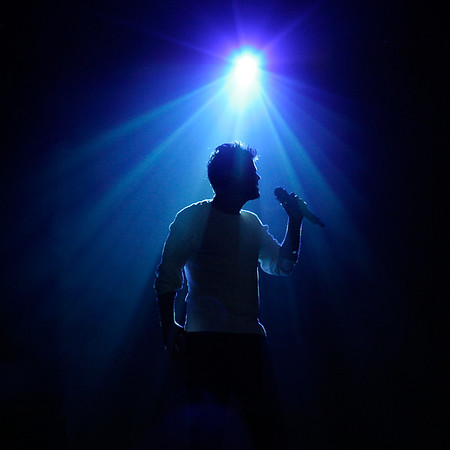 Donny Silhouette in Blue