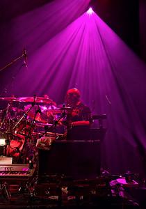 Lance Lee in purple