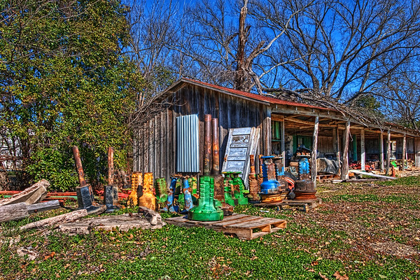 Mechanic Shop in Taylor