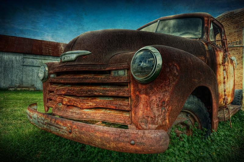 Textures & Rust