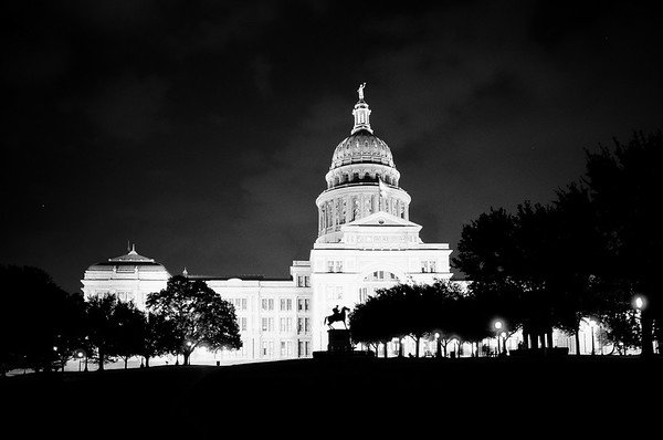 Cloudy Night, Capitol Bright