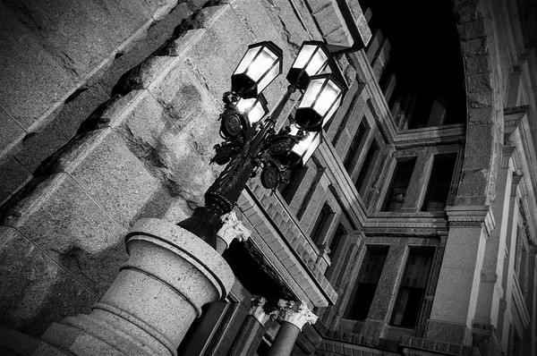 Capitol Lamp Post