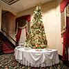 Driskill Christmas Tree - Victorian Room
