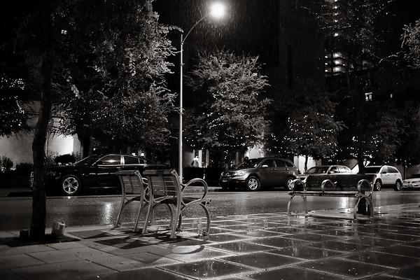 Sometimes I Love a Rainy Night