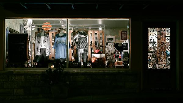 Austin A-Town Window