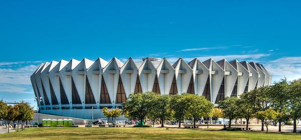 Hampton Coliseum 10-20-2013