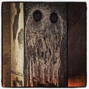 Parking Garage Ghost #ghost #pac-man