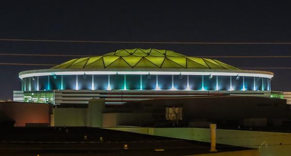 The Georgia Dome, Atlanta GA