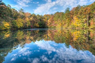 Sope Creek at the Chattahoochee River National Recreation Area