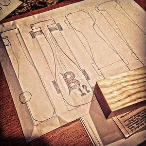 Working on Ben's Pinewood Derby Car design #pinewoodderby #scouts #diy