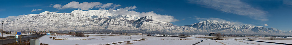 Mt. Timpanogos - Panoramic